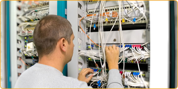 IT Services such as network installation